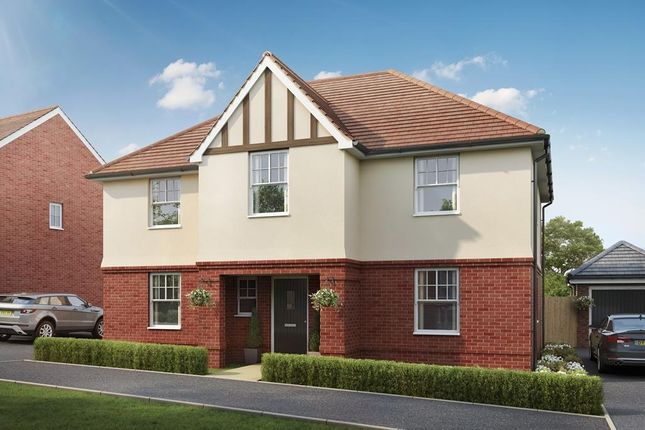 """Thumbnail 4 bedroom detached house for sale in """"Walford"""" at Lower Road, Hullbridge, Hockley"""