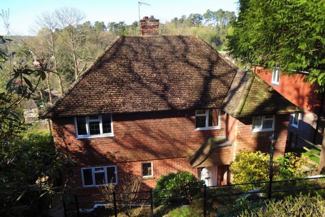 Thumbnail Detached house for sale in The Avenue, Haslemere, Surrey