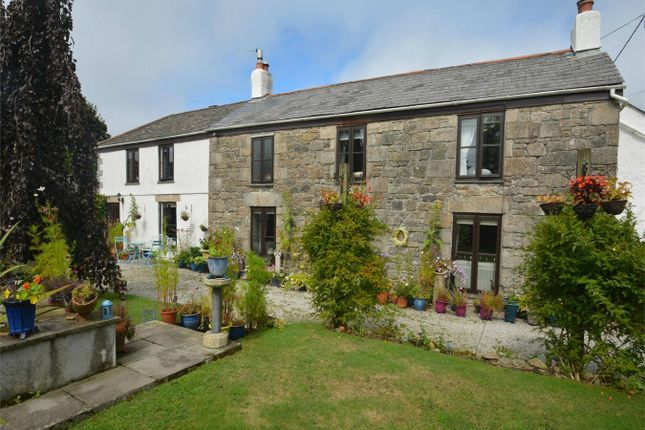 Thumbnail Detached house for sale in Pink Moors, St Day, Redruth, Cornwall