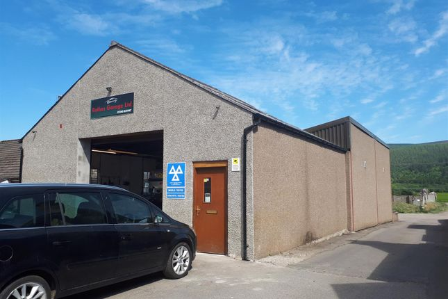 Thumbnail Commercial property for sale in Station Mews, Station Street, Rothes, Aberlour