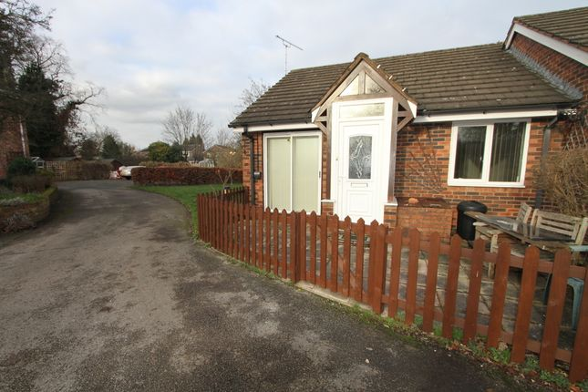Thumbnail Semi-detached bungalow to rent in Vicarage Lane, Gresford, Wrexham