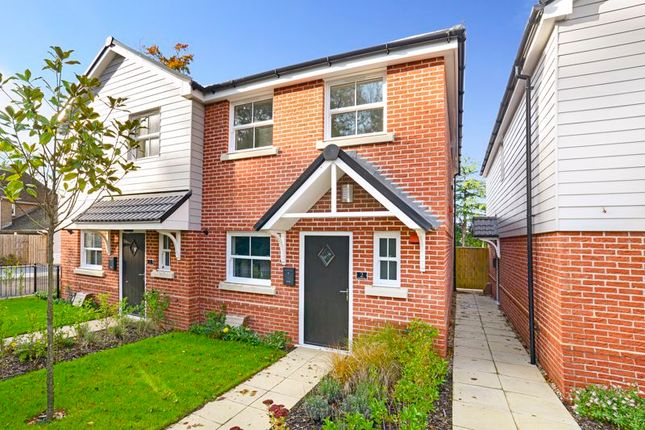 Thumbnail Semi-detached house for sale in 2 The Landings, Warmwell Road