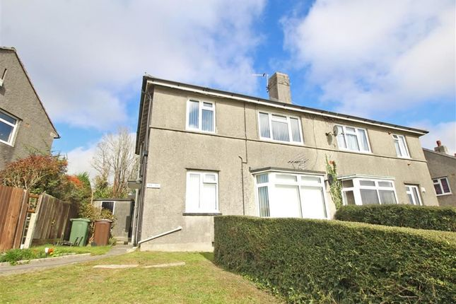 Thumbnail Flat for sale in Chaucer Way, Manadon, Plymouth