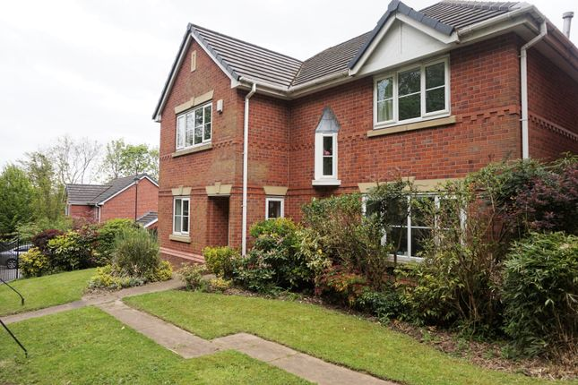 Thumbnail Detached house for sale in The Vineyard, Preston