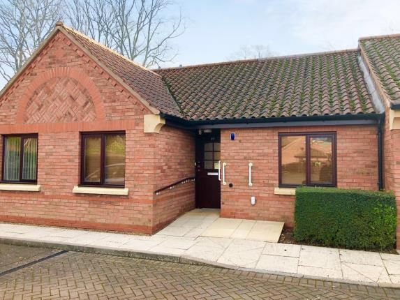 Thumbnail Bungalow for sale in Honeywell Close, Oadby, Leicester, Leicestershire