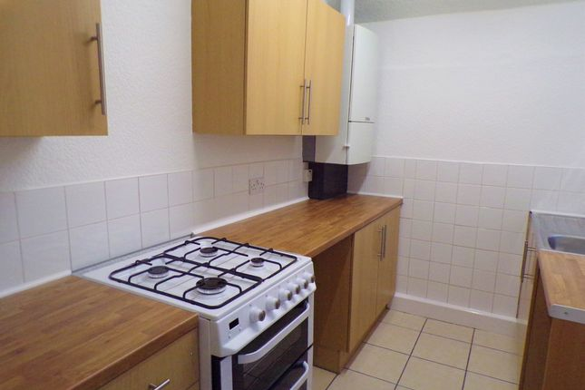 Thumbnail Flat to rent in Springfield Road, Blackpool