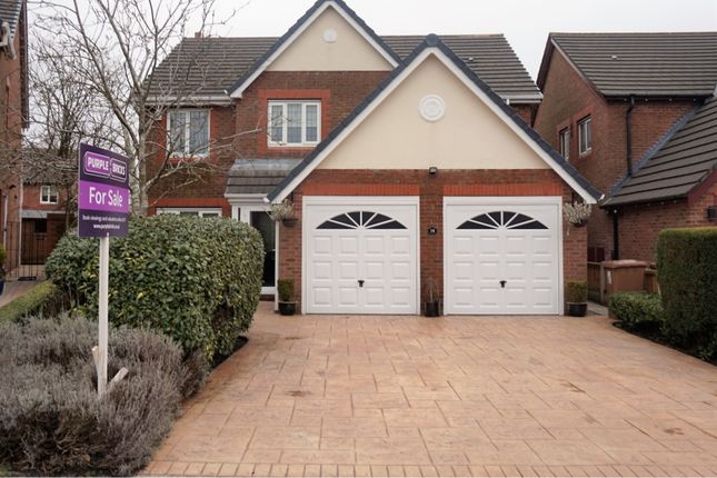 Thumbnail Detached house for sale in Heatherleigh, St. Helens