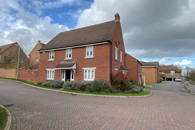 Thumbnail Detached house to rent in Yeats Close, Whiteley, Fareham