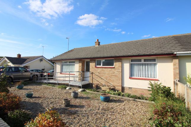 Thumbnail Semi-detached bungalow for sale in Beacon Park Road, Upton, Poole
