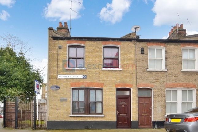 Thumbnail End terrace house to rent in Blondin Street, London