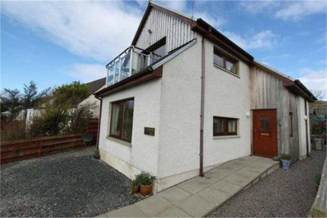 Thumbnail Detached house for sale in Lonemore, Strath, Gairloch, Highland