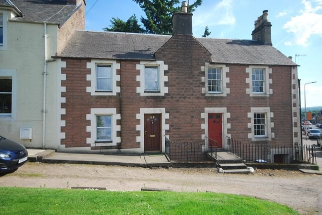 Thumbnail Terraced house for sale in Burrell Square, Crieff