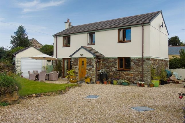 Thumbnail Detached house for sale in Orchard Cottage, Talskiddy, St Columb, Cornwall