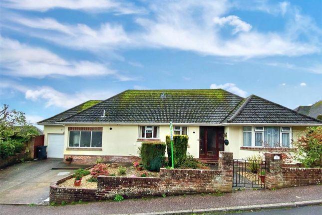 Detached bungalow for sale in Glebelands, Sidmouth, Devon