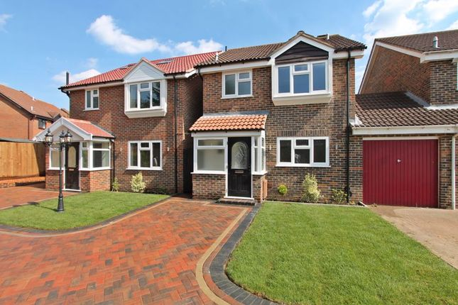 Thumbnail Link-detached house for sale in Fellowes Close, Yeading, Hayes