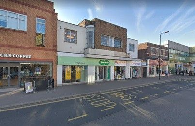 Thumbnail Commercial property for sale in High Street, Kent, Orpington