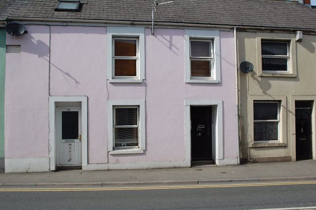 Thumbnail Property to rent in St. Catherine Street, Carmarthen