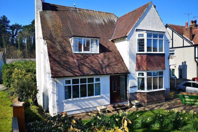 Thumbnail Detached house to rent in Elian Road, Colwyn Bay, Conwy