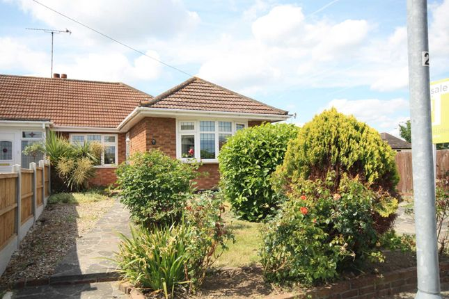 Thumbnail Semi-detached bungalow for sale in Mill Road, Billericay