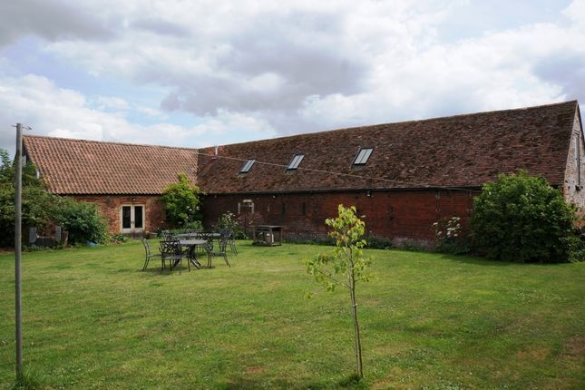 Thumbnail Barn conversion for sale in Abbey Farm, Abbey Road