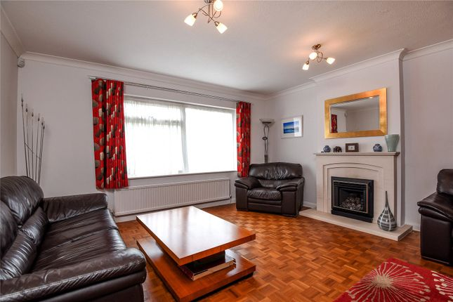 Thumbnail Detached house for sale in Arden Mhor, Pinner, Middlesex
