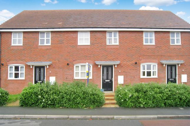 Thumbnail Terraced house to rent in Maypole Crescent, Abram