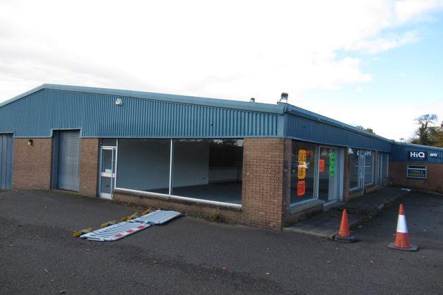 Light industrial for sale in Unit 5 Holmpark Industrial Estate, Newton Stewart