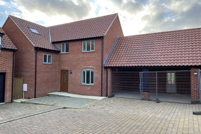 Thumbnail Detached house for sale in The Street, South Walsham, Norwich