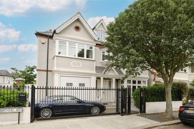 Thumbnail End terrace house to rent in Cambridge Road, Twickenham