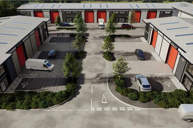Thumbnail Light industrial for sale in Condor Court, Harrier Way, Yaxley, Peterborough