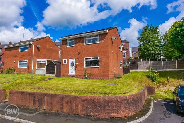 Thumbnail Detached house for sale in Unsworth Avenue, Tyldesley, Manchester