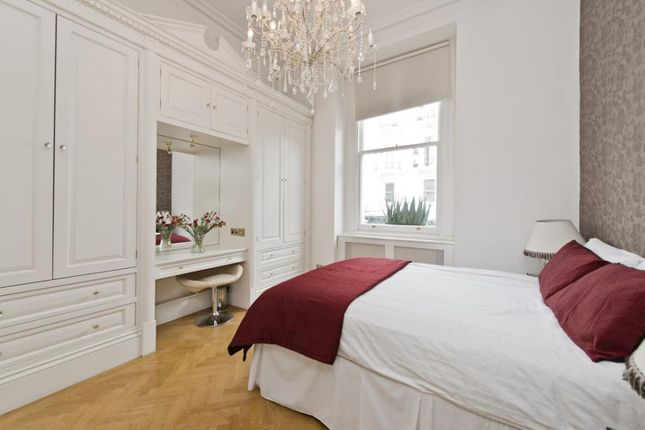 Bedroom of Queen's Gate, South Kensington, London SW7