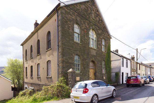 Thumbnail Detached house for sale in Bwllfa Road, Aberdare, Rhondda Cynon Taff