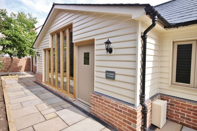 Thumbnail Barn conversion for sale in Baldock Road, Buntingford