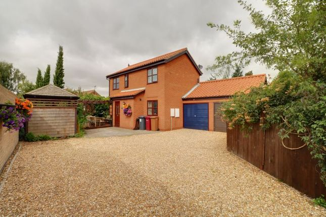 Detached house for sale in High Street, Messingham, Scunthorpe