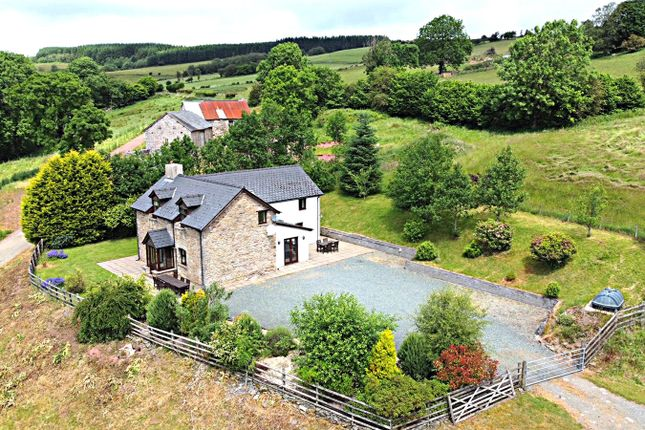 Thumbnail Detached house for sale in Sarnau, Brecon, Powys