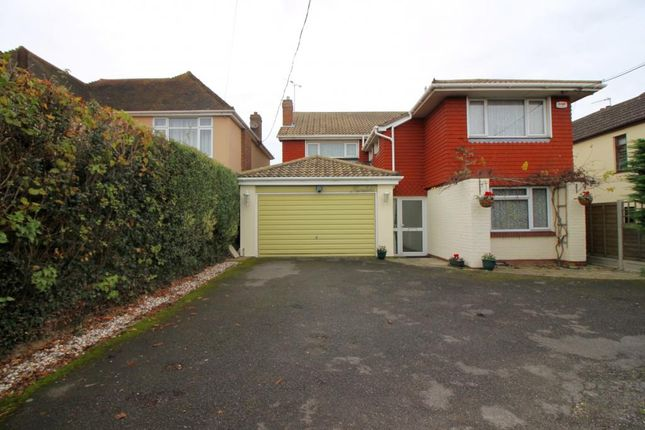 Thumbnail Detached house for sale in Blind Lane, Halstead Road, Eight Ash Green, Colchester