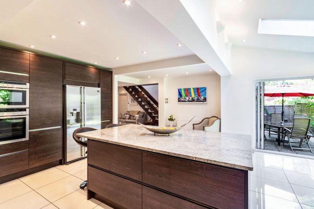 Thumbnail Detached house for sale in Broom Acres, Sandhurst