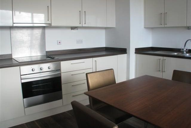 Kitchen of Ability Penthouses, 2 Custom House Place, Liverpool L1