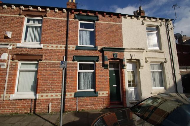 Thumbnail Terraced house for sale in Palm Street, Middlesbrough