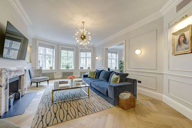 Thumbnail Flat for sale in Eaton Mansions, Cliveden Place, London