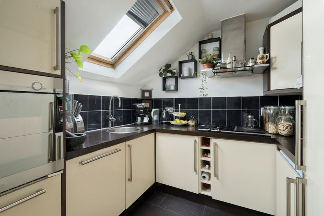 Kitchen Area of Eardley Road, London SW16