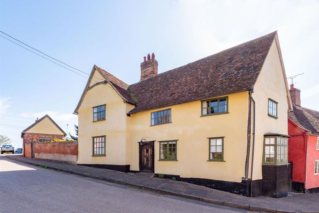 Thumbnail Detached house for sale in The Corner House, The Street, Kersey