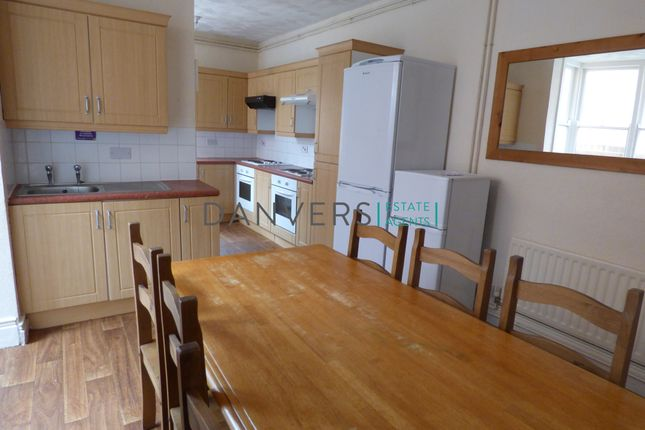 Thumbnail Terraced house to rent in Upperton Road, Leicester