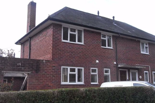 Thumbnail Semi-detached house to rent in 19, Bron Y Buckley, Welshpool, Welshpool, Powys