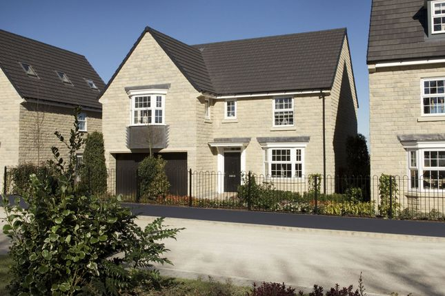 "Thumbnail Detached house for sale in ""Shelbourne"" at Church Lane, Hoylandswaine, Sheffield"