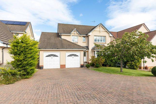 Thumbnail Detached house for sale in John Muir Road, Dunbar, East Lothian