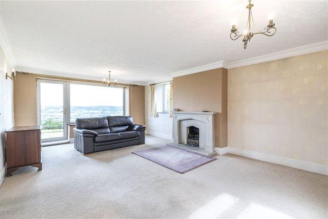 Living Room of Moor Top, Otley, West Yorkshire LS21