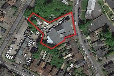 Thumbnail Land for sale in 39 Wood End Lane, Erdington, Birmingham