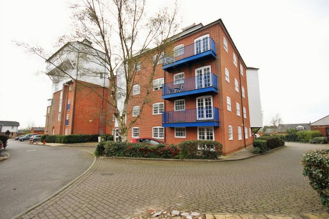 Thumbnail Flat for sale in Colchester Road, West Bergholt, Colchester, Essex